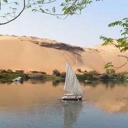 Feloek op de Nijl