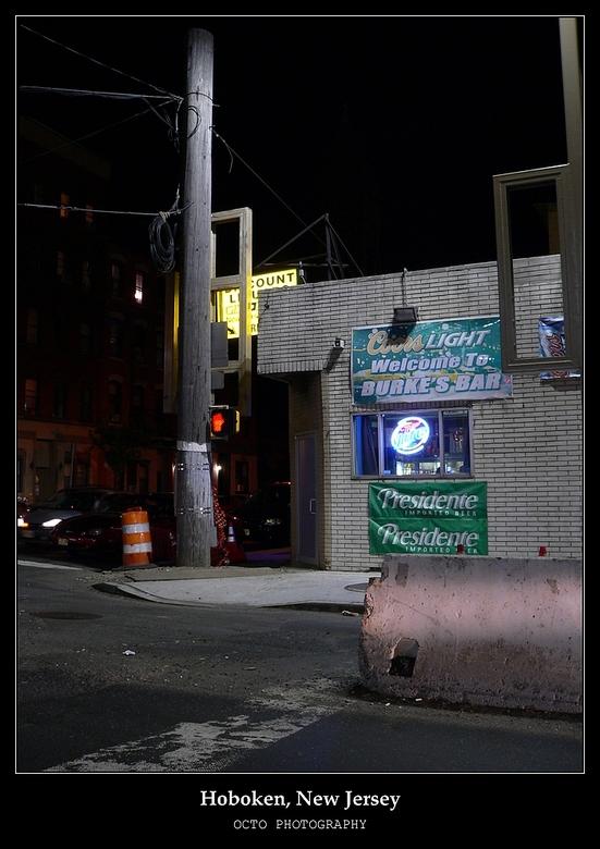 Burke's Bar -