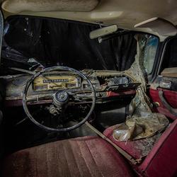 Peugeot inside