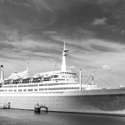 Stoomschip SS Rotterdam