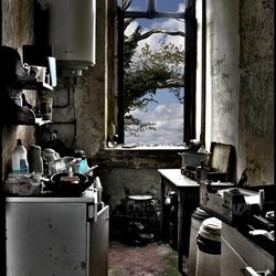 Exit squatter paradise