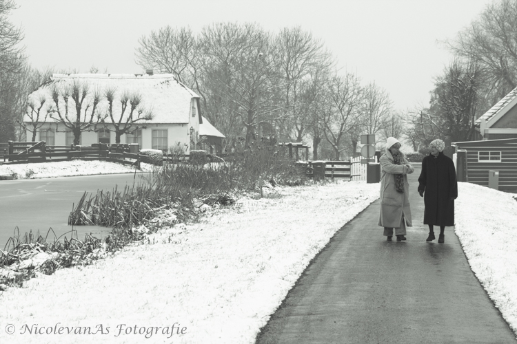 Winters van toen - Verlangen naar de winter.