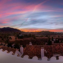 kleuren van de Spaanse ochtend
