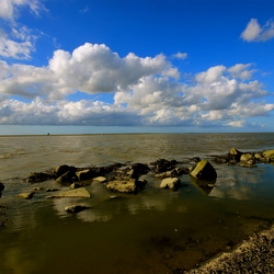 Lauwersmeer gebied - Waddenzee