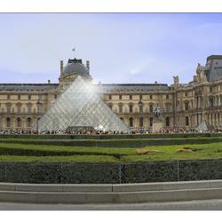 Drieluik Louvre Parijs