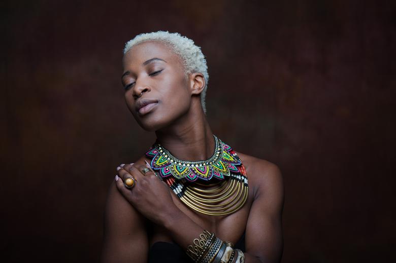 """Black Magic Woman - Deze opname is uit een fotoshoot die ik mocht doen met dit fantastische model. Het thema van de fotoshoot was """"African Touch&"""