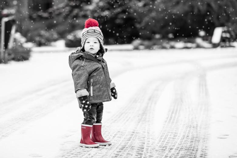 Little snowman -