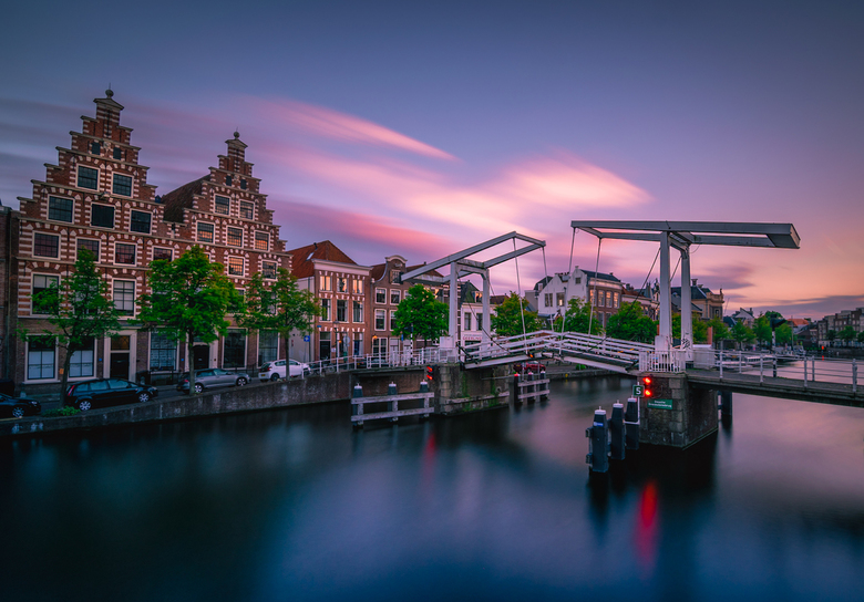 Gravenstenenbrug in Haarlem
