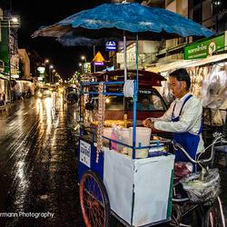 Night market Thailand
