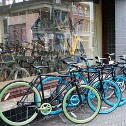Wat een fietsen!