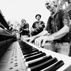 Straatmuzikanten festival Alphen aan den Rijn
