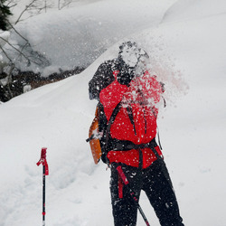 sneeuwbal raak 1