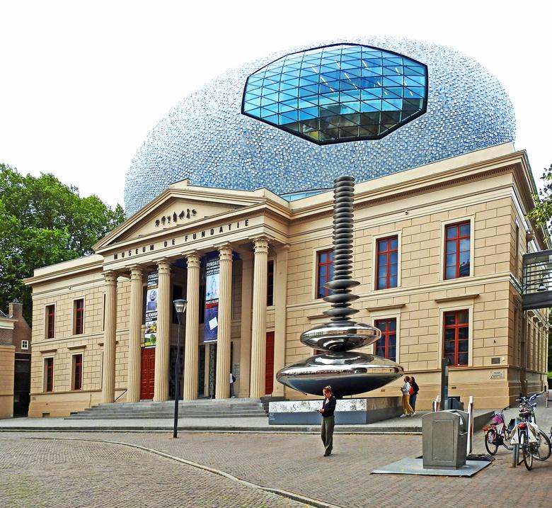 Zwolle, de Fundatie,museum