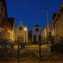 T Swarthofje in den Burg op Texel