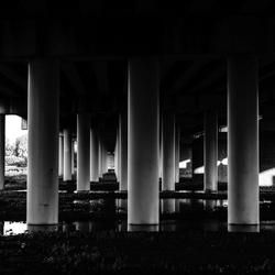 Velp - Onder de brug