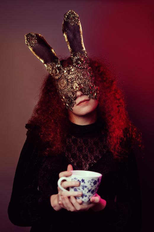 Bunny Wabbit! - Myrna Moonstruck!