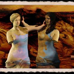 Bewerking: Venus van Milo