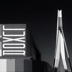 Luxor theater met de zwaan