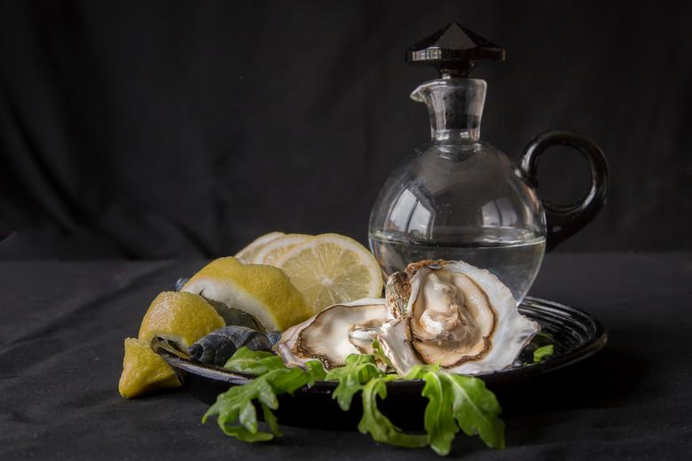 oesters - presentatie oesters