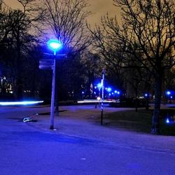 Vondelpark,  'Blues Before Sunrise'