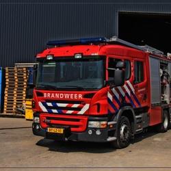 Brandweerauto (HDR)
