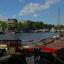 Uitzicht op de Amstel