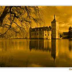 bewerking kasteel van Horst