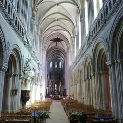 Normandië -Kathedraal Bayeux