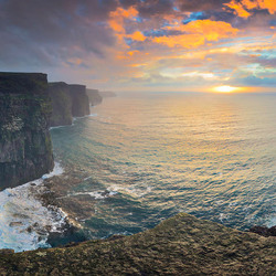 rocks of moher