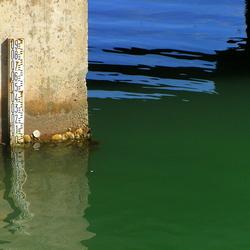 Waterreflectie 3  (hoe diep?)