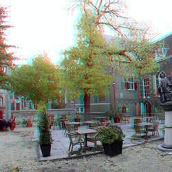 Gouda Museumtuin 3D GoPro