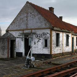 Oud seinhuisje