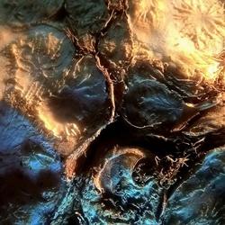 verschroeide aarde