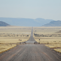 Hot Desert Road
