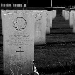 Canadees Begraafplaats Holten
