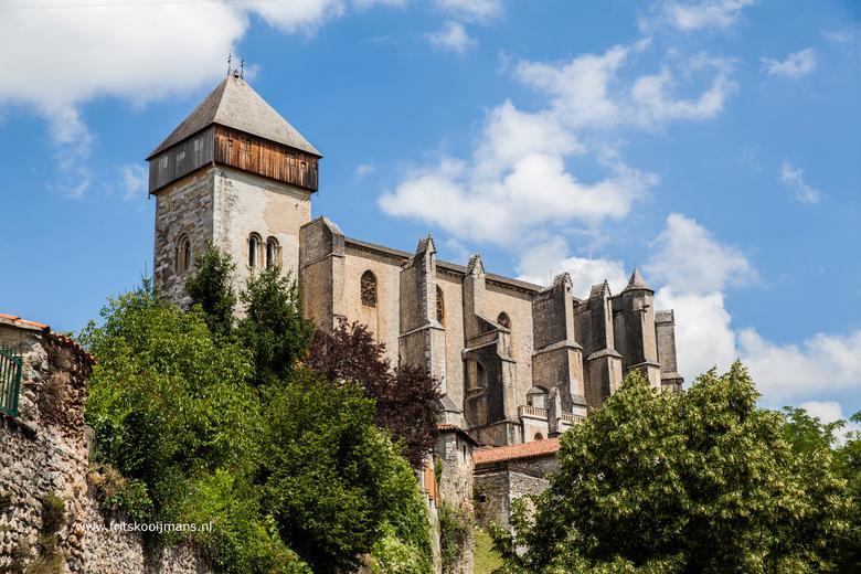 Cathédrale de Saint-Bertrand-de-Comminges - 20160725 3122 Cathédrale de Saint-Bertrand-de-Comminges