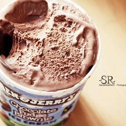 Ben & Jerry ijs!