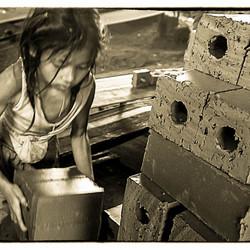 Kinderarbeid 1 Laos