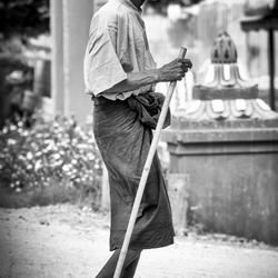 een wandeling