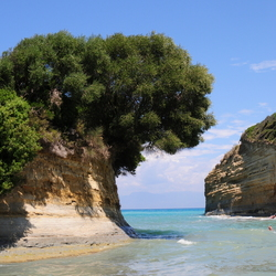 Canal D'Amour Sidari Corfu