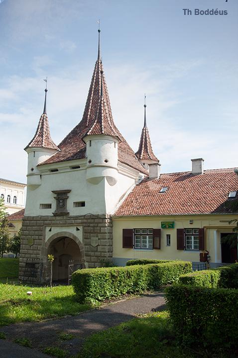 stadspoort 1605055634bRmw - buitenzijde in Roemenie