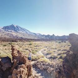 El Teide: Hobbitland