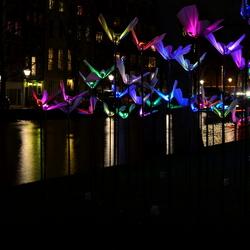 A'dam light festival