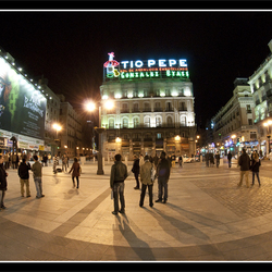 Madrid by night 02