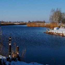 Winter in Klundert