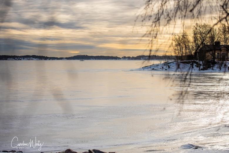 Helsinki - Een winterse dag in Helsinki