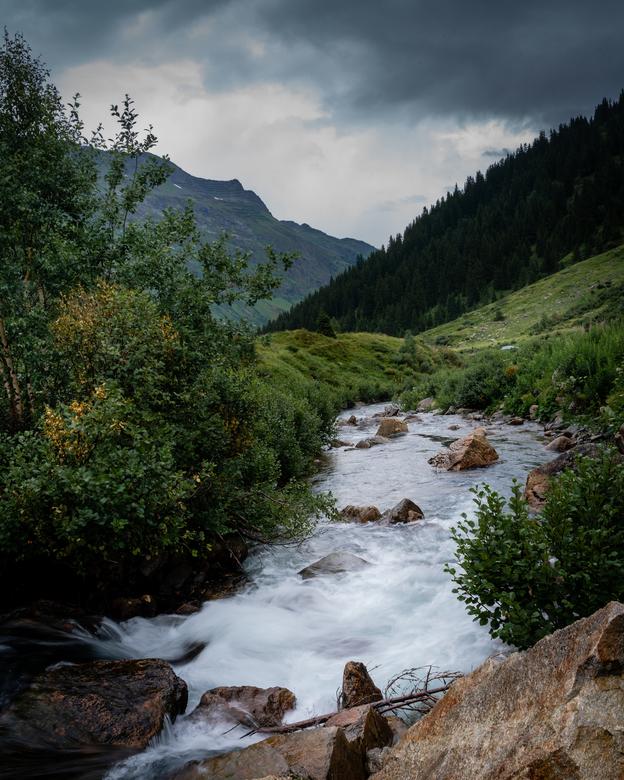 Eerste Galtür shot - Een weekje Oostenrijk om te vluchten van stress en ander werk resulteert gouw in een hele bende landschapsfoto&#039;s.<br /> Dit