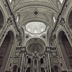 Kerk in Altea