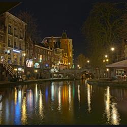 Utrecht by night 2