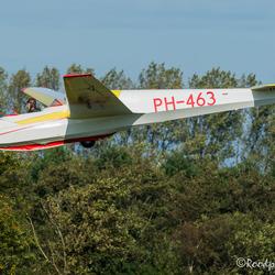 Cabrio ask-13 landing